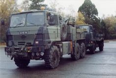 Foden 6x6 Heavy Recovery