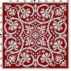 ru / Фото - Le Filet Ancien I - gabbach Cross Stitch Tree, Cross Stitch Needles, Cross Stitch Borders, Cross Stitch Samplers, Cross Stitch Designs, Cross Stitching, Cross Stitch Embroidery, Cross Stitch Patterns, Filet Crochet Charts