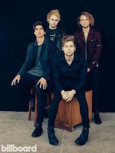 5SOS for Billboard September 2015 ! hottt!!!!