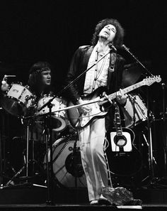 Bob Dylan performs at the Oakland Coliseum Arena on November 13 1978 in Oakland, California. Bob Dylan Live, Billy The Kid, Oakland Coliseum, June Carter Cash, Travelling Wilburys, Blowin' In The Wind, Nobel Prize Winners, John Lennon Beatles, Rockn Roll