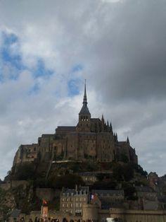Mont saint Michel. ...