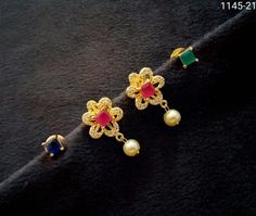 Exclusive 1grm Gold Earrings Collection #1gram #gold #earrings #jumkas