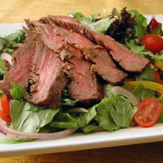 Southeast Asian Grilled Beef Salad by Cooking Light