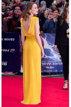 Look del dia Emma Stone