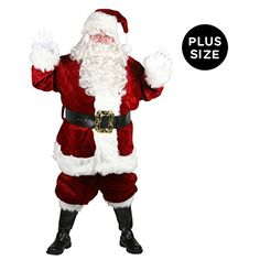 [HALLOWEEN] Halco Majestic Santa Suit Costume - $357.70 with FREE SHIPING WORLDWIDE! 2 DAYS for ALL USA DELIVERY!!! visit our site ->>> http://HALLOWEEN-CLOTHES.CF