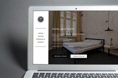 SLEEP IN HOSTEL - Branding by Perconte , via Behance