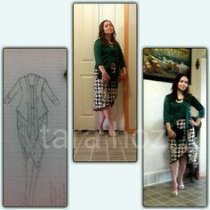 When green meet batik. Love this colour #batik#kebaya