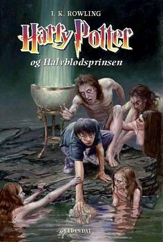 Denmark--Harry Potter and the Half-Blood Prince