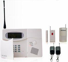 Alarm System/PSTN Alarm/Wireless Control Panel ALF-TEL01 Alarm System, Control Panel, Kitchen Appliances, Diy Kitchen Appliances, Home Appliances, Kitchen Gadgets