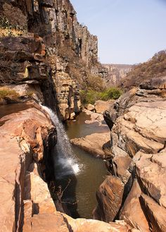 Cascata da Leba, Lubango, Angola