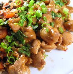 Paleo Orange Chicken #paleo