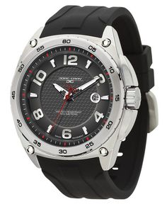 Jorg Gray JG8400-11 Men's Watch Black Dial Black Strap – Time Machine Plus