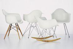 Vitra Eames Plastic Armchair Entwurf, Schaukelstuhl, Home Deko,  Plastikstühle, Icon Design,