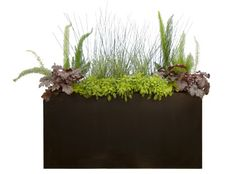 Urban Deck Planter via Jayson Home & Garden