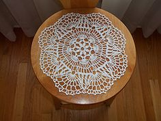 Ravelry: Flower and Fans Doily pattern by Patrizia Pisani