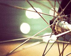 BOGO  Bike photography biker bicycle print cycling tour by bomobob