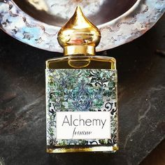 ALCHEMY Femme // Essential Oil Perfume for Women // grapefruit Ylang Ylang jasmine// for Transformation Strenght and Sexy Magic by BuffaloGalOrganics on Etsy
