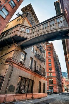 Staple Street, Tribeca, New York City