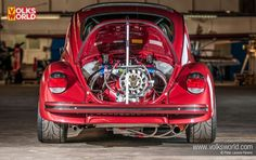 German Look Beetle - VolksWorld