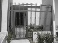 1000 Images About Iron Garage Doors And Gates On