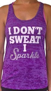 Sparkle tank More Great Gifts for Runners…