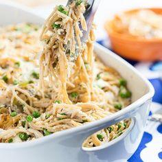Recipe: Chicken Tetrazzini