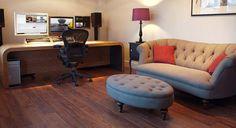 Expensive edit suite design