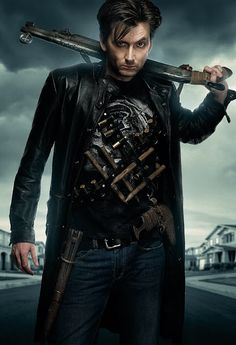 Fright Night Starring David Tennant Returns To Netflix UK