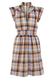 French Connection Casual and day dresses for Women Day Dresses, Dresses For Work, Summer Dresses, Clothes For Sale, Clothes For Women, Fashion Forecasting, Check Dress, Discount Clothing, Cotton Dresses