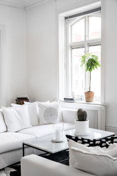 Weißes Wohnzimmer Wohnzimmer Weiß, Einrichten Und Wohnen, Zuhause, Weiße  Wohnzimmer, Haus Wohnzimmer