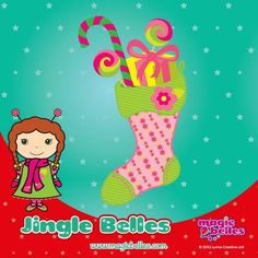 Looking for #Flower Belle's #Xmas #stocking? Here's a little clue! Where do you go on www.magicbelles.com for story time?