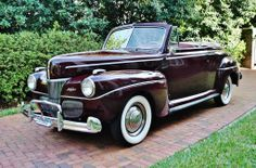 1941 Ford Convertible ★。☆。JpM ENTERTAINMENT ☆。★。