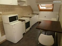 Duplex 2 rooms 46 m²