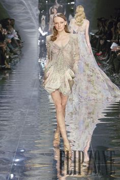 Elie Saab Spring-summer 2010 - Couture