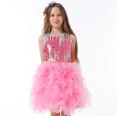 PAIETE SI TUL - ROCHITA ANIVERSARE Fondant, Special Occasion, Tulle, Girls Dresses, Skirts, Fashion, Dresses Of Girls, Moda, Skirt