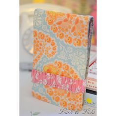 Kindle Case DIY Projects - The Cottage Market