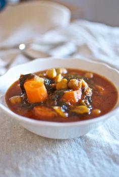 Receta de 'cazuela de espinacas con verduras' de Pepekitchen para el blog 'A tu Gusto' de superSol. La mejor gastronomía :)