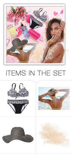 """""""Summertime"""" by vanessik ❤ liked on Polyvore featuring art"""