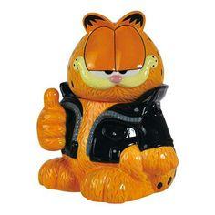 Garfield Cookie Jar 16 Best Garfield Cookie Jars Images On Pinterest  Cookie Jars