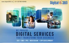 The #internet, by itself, is not going to make you make more sales. What really helps is to use it well and how you can achieve your business goals.   Consult #Digital360 for effective #Digital Marketing services such as for #SEO, #SMO, #PPC, #Web & #App Solutions at +91 92788 49499.