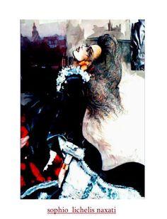 SOFIA LICHELI  #art  #painting