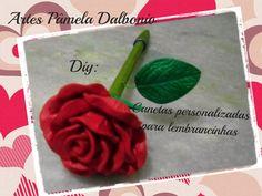 Diy: Personalize canetas para lembrancinhas em geral http://youtu.be/-JHi8JBHsHc