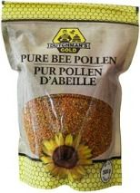 We offer two bee pollen granule products - our regular bee pollen from U.S. bee's and our Super Premium Bee Pollen from 100% Canadian bee's.