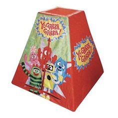 Yo Gabba Gabba Play Tent  sc 1 st  Pinterest & Yo Gabba Gabba! Party - Plastic Tablecover   Yo gabba gabba Gabba ...