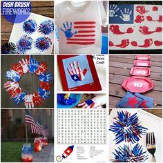9 Kid's Patriotic Craft Ideas | Mother-2-Mother Blog