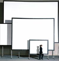 AV Stumpfl Monoblox projection screen