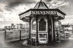 Souvenirs On The Pier © Chris Lord