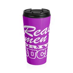 Now available on our store Real Women Drive ... Check it out here! http://bgesh.com/products/real-women-drive-trucks-stainless-steel-travel-mug?utm_campaign=social_autopilot&utm_source=pin&utm_medium=pin #MadeinUSA