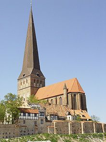 St. Peters Church, #Rostock, Germany