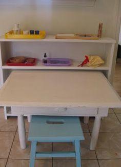 great source for preschool aged montessori/waldorf activities!